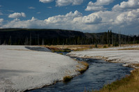 Scenery - Firehole River @ Biscuit Basin