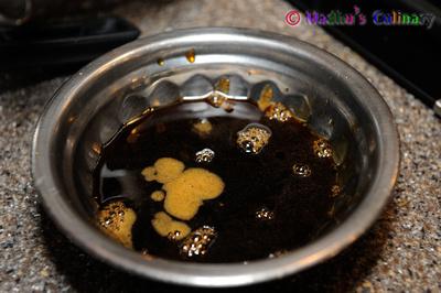 Making of Sweet Potato Halwa