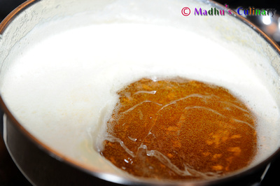 Making of Ghee