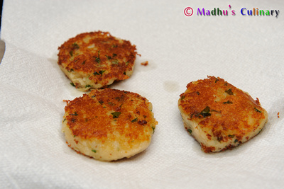 Making of Aloo Tikki