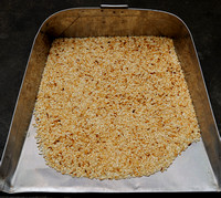 Roasted Boiled Rice