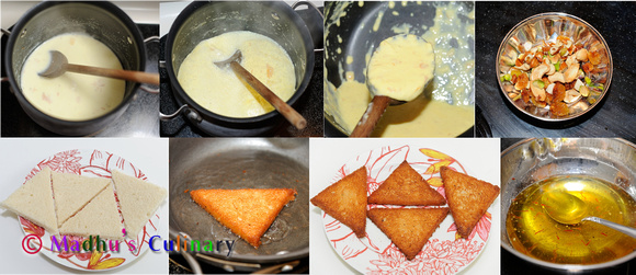 Making of Shahi Tukda