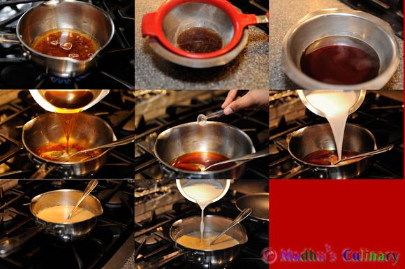 Making of Coconut Milk