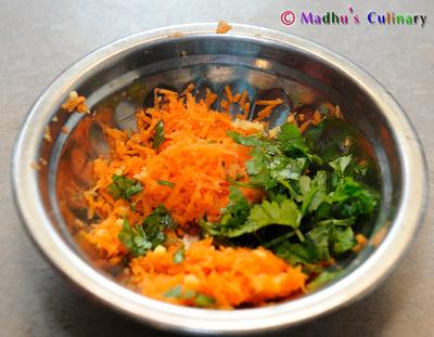 Making of Mini Veggie Idli