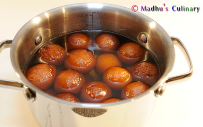 Making of Gulab Jamun