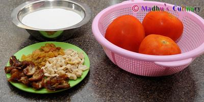 Tomato Jam Ingredients