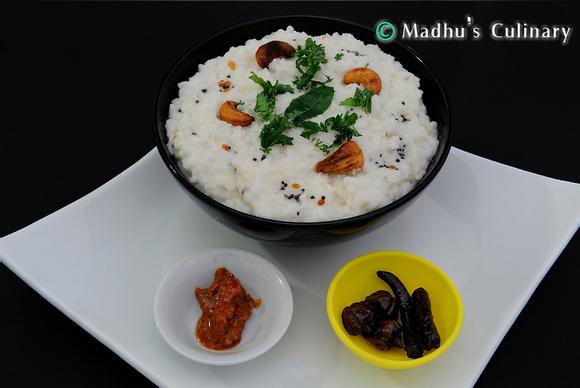 Curd Rice (தயிர் சாதம்)