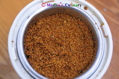 Spice Mixture Powder