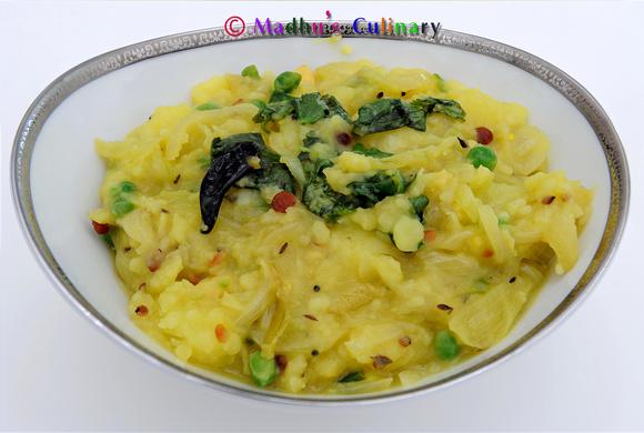 Potato Masala / Poori Masala